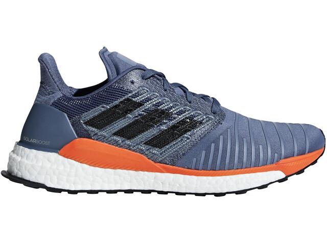 adidas SolarBoost Miehet Juoksukengät , sininen